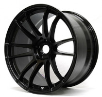 Gram Lights 57Xtreme 19x9.5 5x100 +43 Semi-Gloss Black Wheel