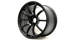 Advan Racing RSII 18 x 9.5 5x100 +42 Semi Gloss Black Wheel