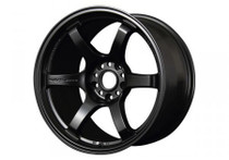 Gram Lights wheel 57C6 18x9.5 +38 (all four) SEMI GLOSS BLACK