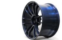 Gram Lights 57Xtreme 19x9.5 5x100 +43 Winning Blue Wheel