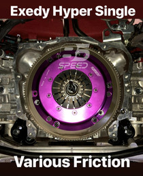Exedy Racing - Stage 3 Hyper Single Clutch Kit