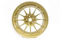 Enkei NT03 18x9.5 5x100 +40 Gold Wheel