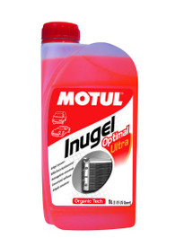 Motul Inugel Optimal Ultra Concentrated Coolant 1L