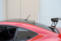 H.I.C. FRS/BRZ/86 Rear Visor Gloss Black