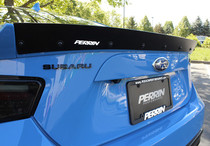 Perrin Gurney Flap for 2013-2016 BRZ w/Limited Edition Spoiler (PSP-BDY-400BK)
