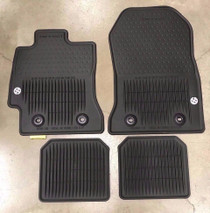 Toyota GT86 All Weather Floor Mats v2 (4pc) (Toy-PT908-18170-20)