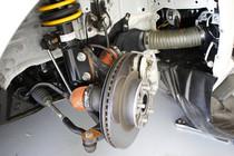 Verus FR-S / BRZ / GT86 - Full Brake Cooling Kit