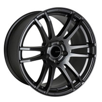 Enkei TSP6 17x9 +45 5x100 Gunmetal Wheel (1 PC)