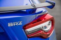 OEM Subaru BRZ Rear Trunk Spoiler (Unpainted)