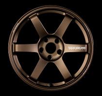 Volk TE37 Saga 18x9.5 5x100 +43 Bronze Wheel