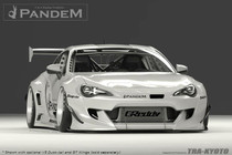 GReddy Pandem x Rocket Bunny Version 3 Kit