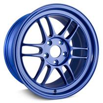 Enkei RPF1 Victory Blue Wheel 17x9 +35 5x100