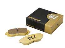 Winmax W1 Street Front Brake Pads - 17+ BRZ Perf. Pkg. (Brembo)