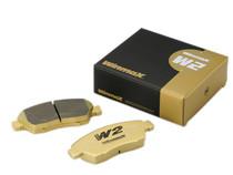 Winmax W2 Track Rear Brake Pads - 17+ BRZ Perf. Pkg. (Brembo)