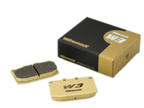 Winmax W3 Circuit Rear Brake Pads - 17+ BRZ Perf. Pkg. (Brembo)