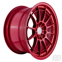 Enkei NT03+M 18x9.5 5x100 +40 Competition Red Wheel
