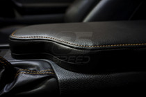 Orange Stitched GT86 Arm Rest - LHD