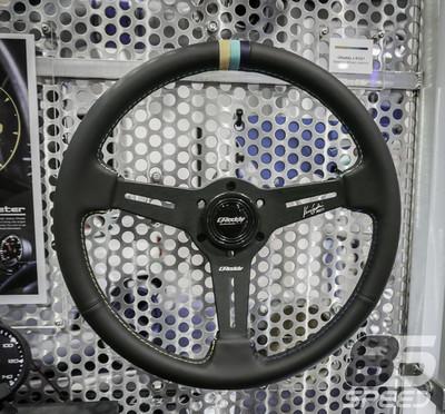 GReddy 340mm Steering Wheel - KG21 x GPP