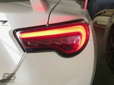 VALENTI JEWEL LED TAIL LAMP REVO - TTS86Z-SR-2