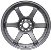 Gram Lights 57DR 17X9 5x100 +38 Gun Blue Wheel