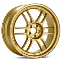 gold, rpf1, wheel, enkei