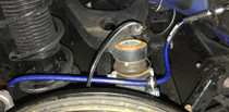 MTEC Brake Lines - Blue