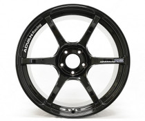 Advan Racing RGIII 18x9.5 +45 Racing Gloss Black (Advan-RG3-RB)