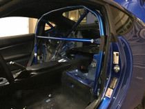 CUSCO 4 POINT ROLL BAR W HARNESS BAR  - 2013 and up FRS/BRZ/86