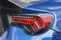 BUDDY CLUB  FRS/BRZ/86 Tail Lights Version 2 - Clear Lens