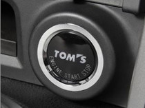 Tom's Racing Ignition Push Start Button