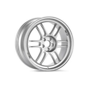 Enkei RPF1 17x9 5x100 +35 Silver Wheel
