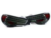 Lexon Tribar FRS/GT86/BRZ taillight -Smoke Lens- Chome inside