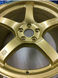 E8 Gold 57C6 - Customor 86 Speed Exclusive