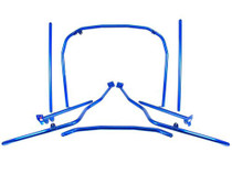 Cusco D1 4 Point Bolt Chromoly Roll Cage FRS/BRZ/FT86