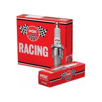 NGK Racing Iridium Spark Plug (NGK-97537) Heat Range 9 (R2558E-9)