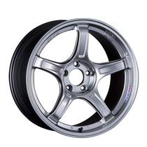 SSR GTX03 Platinum Silver 18x8.5 +45 (XC18850+4505CS0)