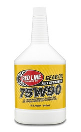 Red Line 75w-90 Synthetic Gear Oil 1qt