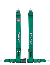 Takata Drift III 4-Point Bolt-On Harness (TAK-70003US-H2)