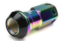 Kics R40 Iconix M12x1.25 Neo Chrome Lug Nuts (KICS-WRIF03NK)