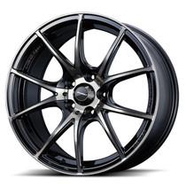 WedsSport SA10R 18x9.5 +45 5x100 Zebra Bright Wheel