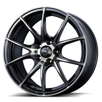 WedsSport SA10R 18x8.5 +45 5x100 Zebra Bright Wheel