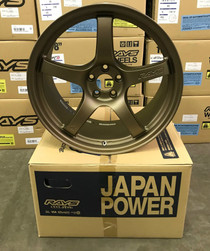 Gram Lights 17x9 +38 5x100 Bronze II Wheel