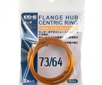 KYO-EI 73/64 Flange Hub Centric Rings FRS/BRZ/86 (2pc)