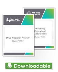 Medication/Pharmacy QuickPATH BUNDLE RoP (MedPharmBundle)