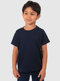 Organic Toddler Short Sleeve Crew Tee