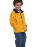 Youth Full Zip Fleece Jacket
