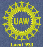 UAW-B1-933-01 UAW One Color Version