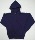 Union Made Zipper Hooded Sweatshirt