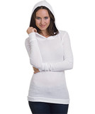 Misses Long Sleeve Thermal Hoody