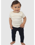 Infant Combed Spandex Jersey Leggings